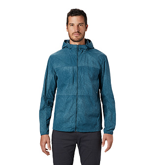 Mountain Hardwear Echo Lake Men's Hooded Jacket