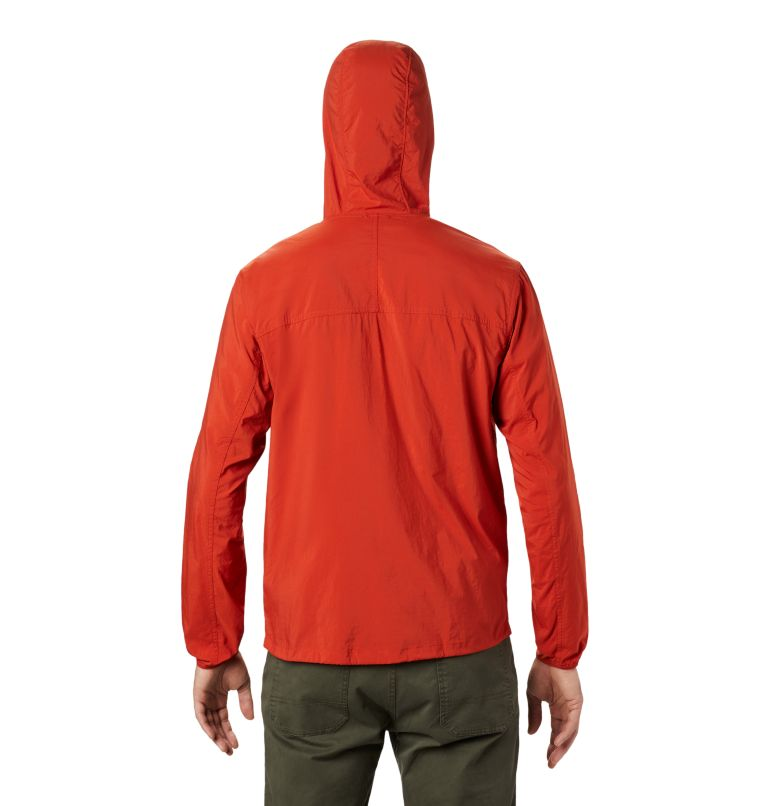 Echo Lake™ Hoody | 831 | XXL Men's Echo Lake™ Hoody, Desert Red, back