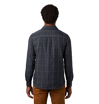 Men's Greenstone™ Long Sleeve Shirt Greenstone™ Long Sleeve Shirt | 663 | L, Dark Storm, back