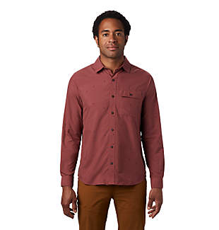 Men's Greenstone™ Long Sleeve Shirt
