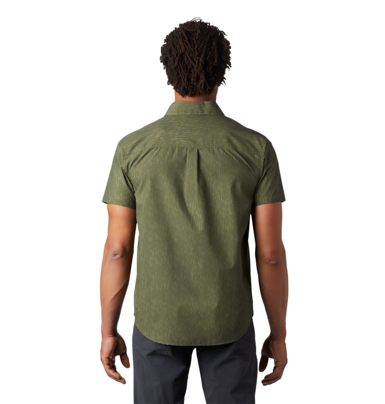 Men's Greenstone™ Short Sleeve Shirt Men's Greenstone™ Short Sleeve Shirt, back