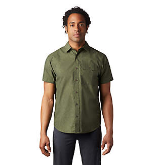 Men's Greenstone™ Short Sleeve Shirt