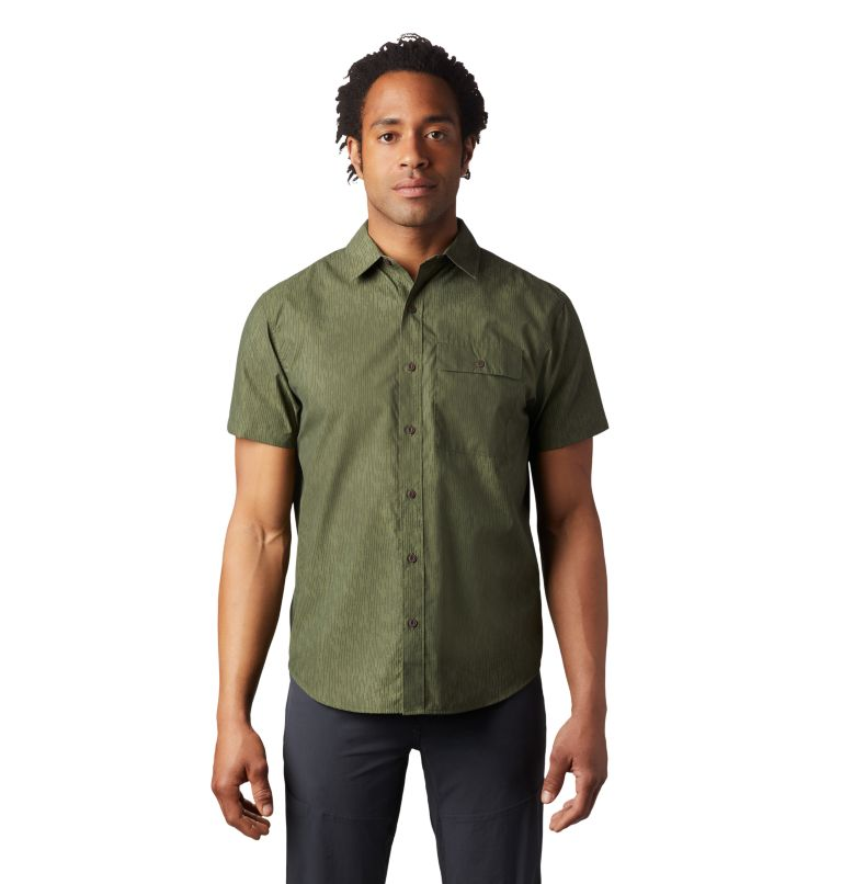 Men's Greenstone™ Short Sleeve Shirt Men's Greenstone™ Short Sleeve Shirt, front