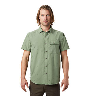 Men's Greenstone™ Short Sleeve Shirt