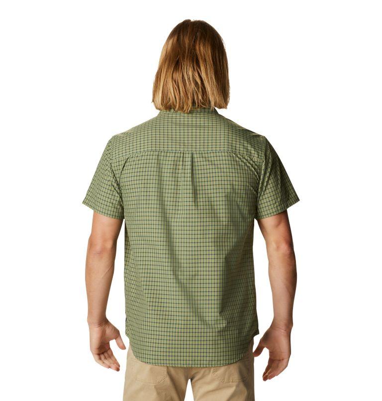 Men's Greenstone™ Short Sleeve Shirt Men's Greenstone™ Short Sleeve Shirt, back