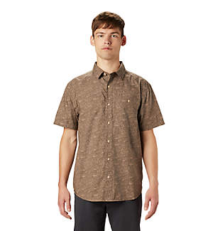 Men's Conness Lakes™ Short Sleeve Shirt
