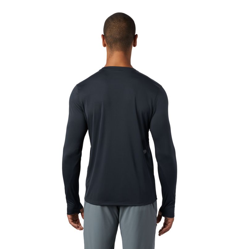 Wicked Tech™ Long Sleeve T | 004 | S Men's Wicked Tech™ Long Sleeve T, Dark Storm, back