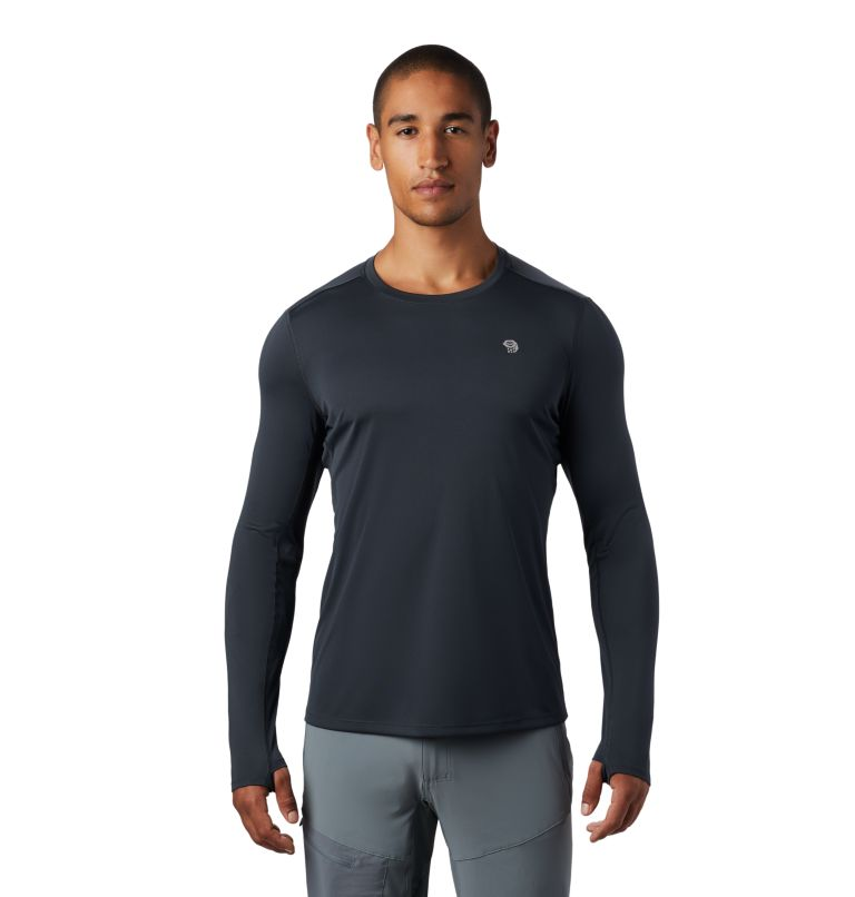 Wicked Tech™ Long Sleeve T | 004 | S Men's Wicked Tech™ Long Sleeve T, Dark Storm, front