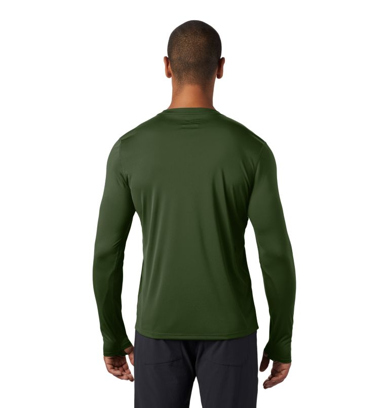 Men's Wicked Tech™ Long Sleeve T Men's Wicked Tech™ Long Sleeve T, back