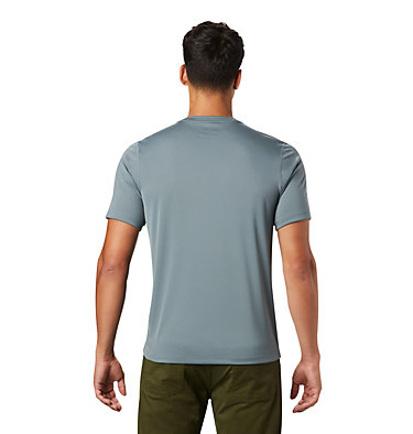 Men's Wicked Tech™ Short Sleeve T-Shirt Wicked Tech™ Short Sleeve T | 004 | M, Light Storm, back