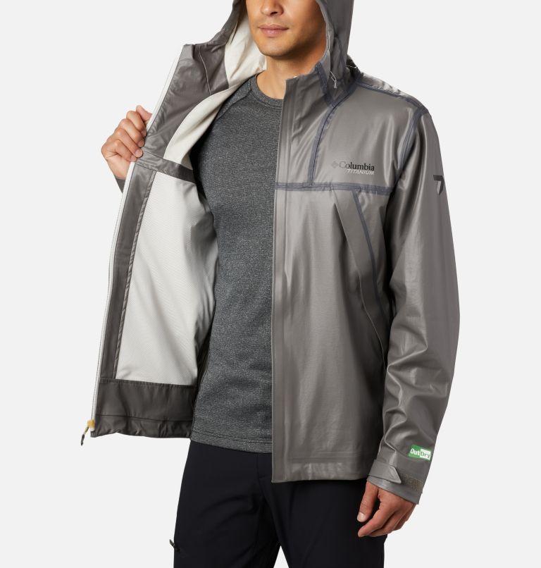 OutDry Ex ECO™ II Tech Shell | 023 | XL Men's OutDry™ Ex Eco II Tech Shell, City Grey, a2