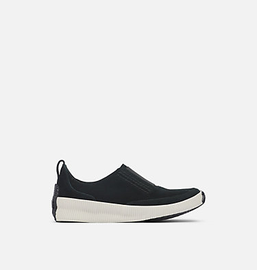 Women's Out N About™ Plus Slip On OUT N ABOUT™ PLUS SLIP ON   010   8, Black, front