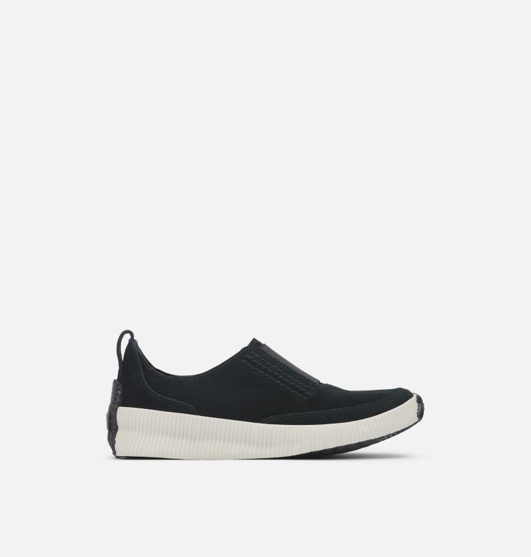 OUT N ABOUT™ PLUS SLIP ON | 010 | 6.5 Womens Out N About™ Plus Slip On, Black, front