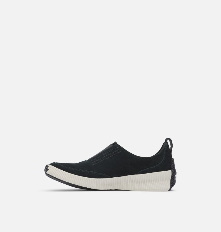 OUT N ABOUT™ PLUS SLIP ON | 010 | 6 Womens Out N About™ Plus Slip On, Black, medial