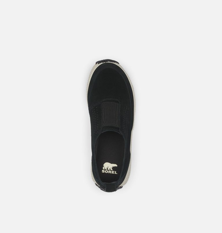 OUT N ABOUT™ PLUS SLIP ON | 010 | 6 Womens Out N About™ Plus Slip On, Black, top