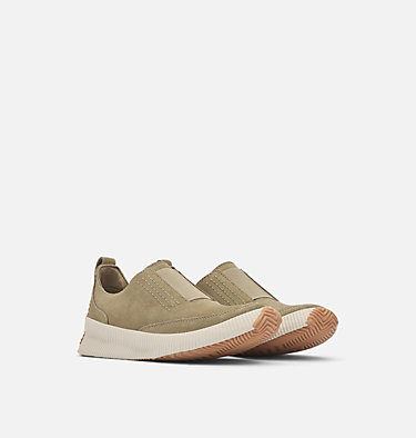 Chaussure de sport citadine Out N About™ Plus pour femme OUT N ABOUT™ PLUS SLIP ON | 096 | 5.5, Sage, 3/4 front