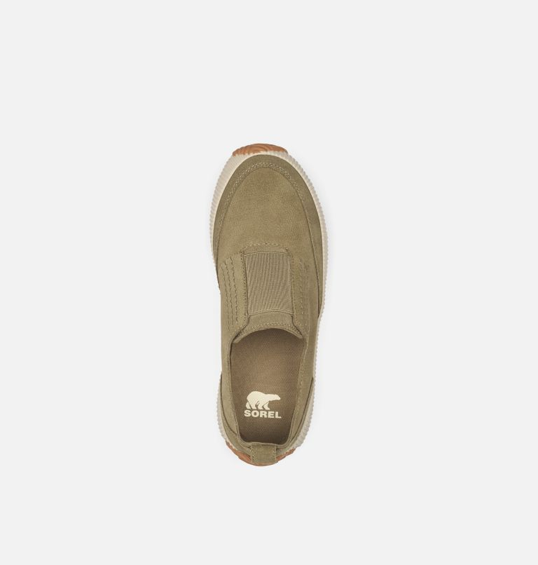 OUT N ABOUT™ PLUS SLIP ON | 365 | 6.5 Womens Out N About™ Plus Slip On, Sage, top
