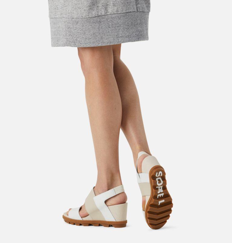 JOANIE™ II SLINGBACK   125   8.5 Womens Joanie™ II Slingback Wedge Sandal, Sea Salt, Tan, a9