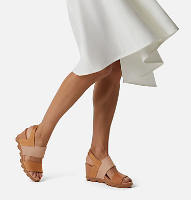 Women's Joanie™ II Slingback Wedge Sandal JOANIE™ II SLINGBACK | 365 | 10, Camel Brown, video
