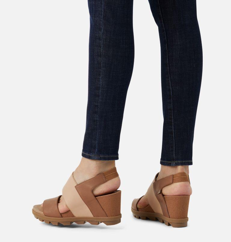 JOANIE™ II SLINGBACK   242   6 Womens Joanie™ II Slingback Wedge Sandal, Velvet Tan, a9