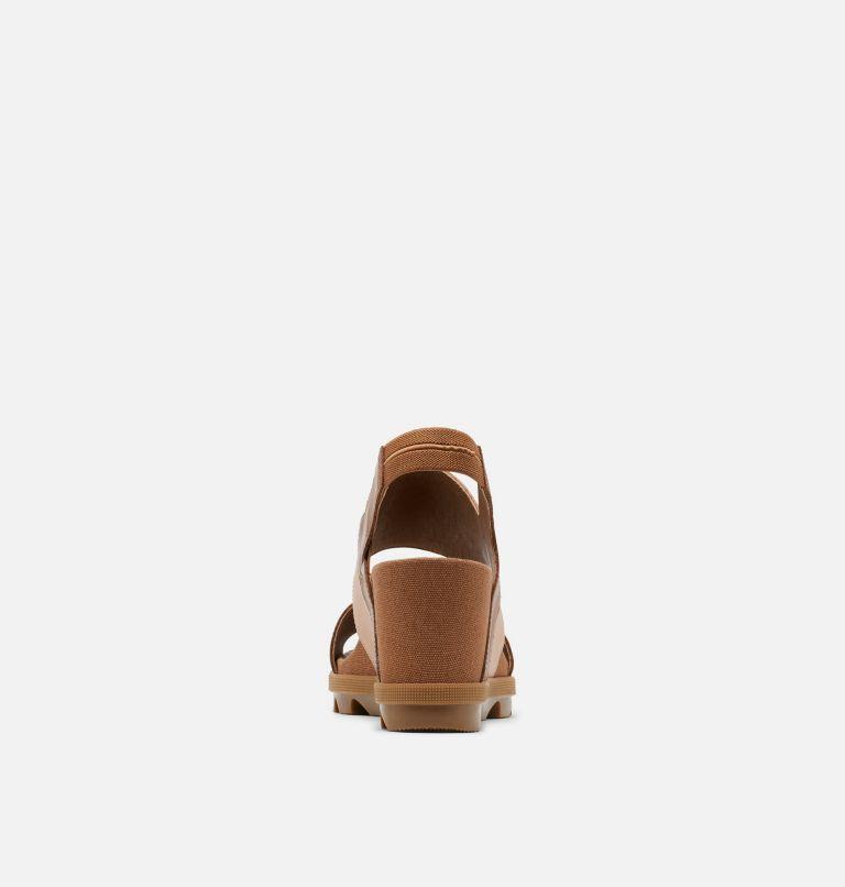 JOANIE™ II SLINGBACK | 242 | 9.5 Womens Joanie™ II Slingback Wedge Sandal, Velvet Tan, back