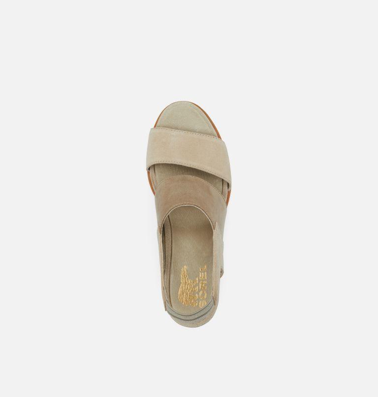 JOANIE™ II SLINGBACK | 251 | 8.5 Womens Joanie™ II Slingback Wedge Sandal, Sandy Tan, top