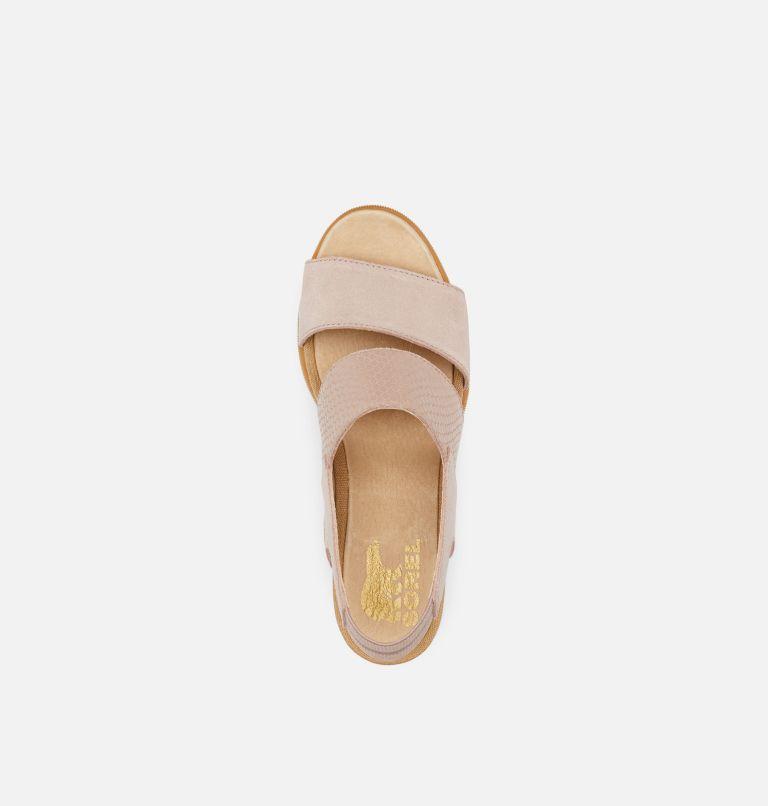 JOANIE™ II SLINGBACK | 649 | 8.5 Womens Joanie™ II Slingback Wedge Sandal, Mauve Vapor, top