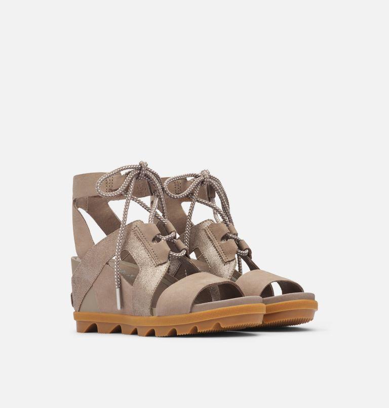 Sandalia De Cuña Joanie™ II Ankle Lace Para Mujer Sandalia De Cuña Joanie™ II Ankle Lace Para Mujer, 3/4 front