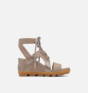 Joanie™ II Ankle Lace Wedge Sandal Für Damen JOANIE™ II ANKLE LACE | 240 | 10, Ash Brown, front