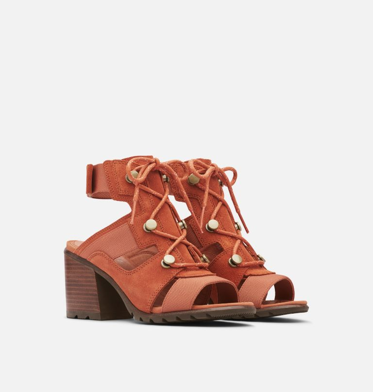 Women's Nadia™ Lace Sandal Women's Nadia™ Lace Sandal, 3/4 front