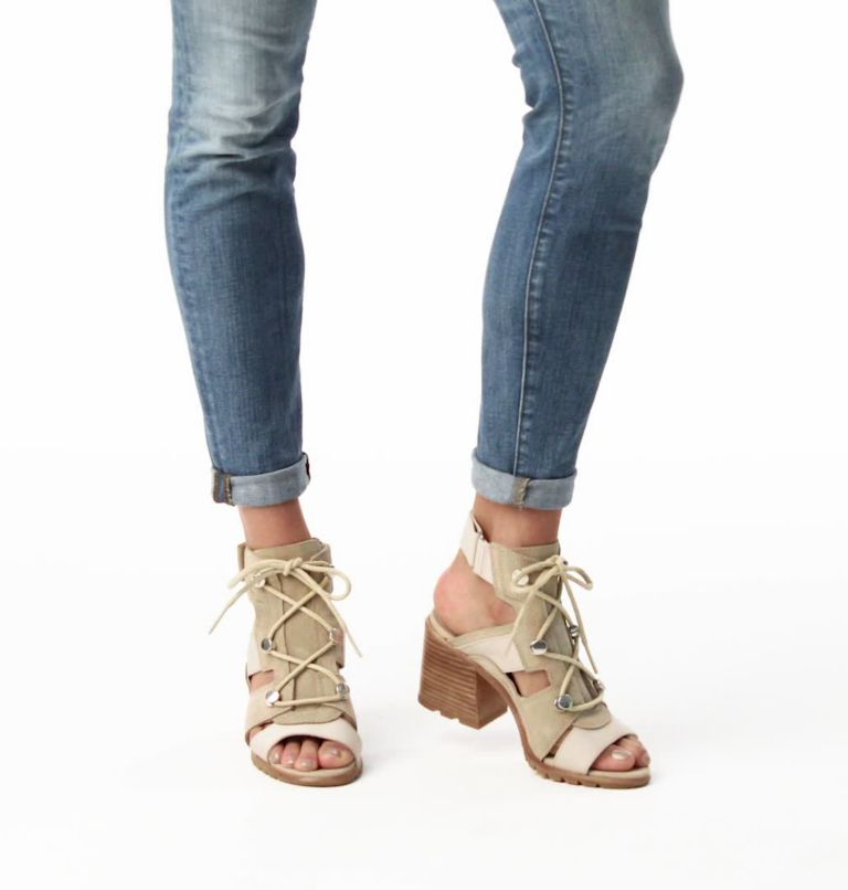 NADIA™ LACE | 271 | 10 Women's Nadia™ Lace Sandal, Ancient Fossil, video