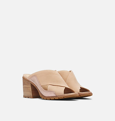 Sandale-tong à enfiler Nadia™ pour femme NADIA™ MULE | 705 | 7.5, Natural Tan, 3/4 front