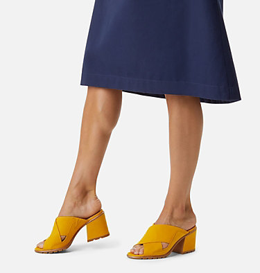 Women's Nadia™ Mule NADIA™ MULE | 705 | 6, Golden Yellow, video
