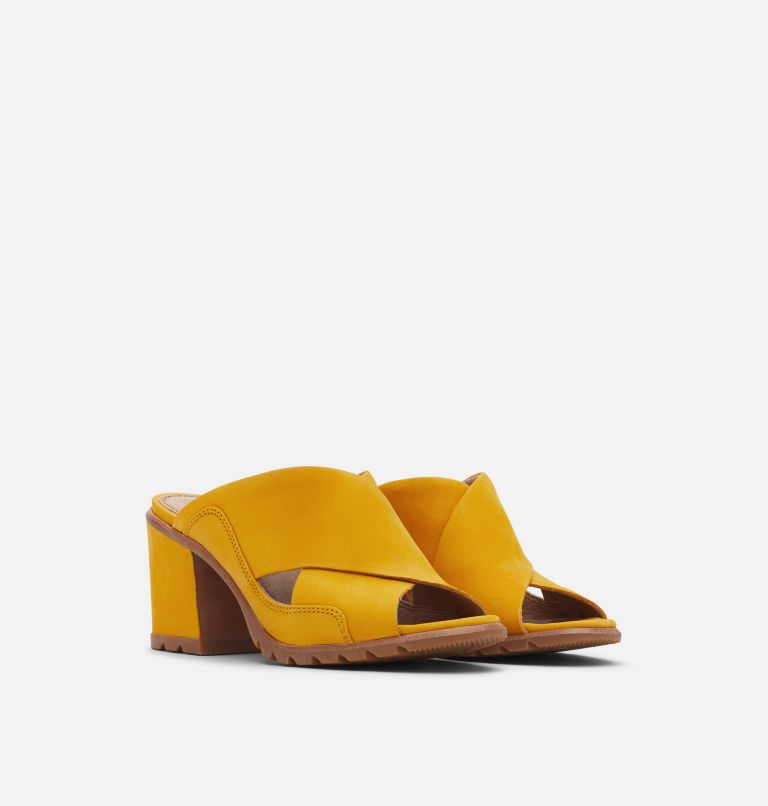 NADIA™ MULE | 705 | 6 Women's Nadia™ Mule, Golden Yellow, 3/4 front