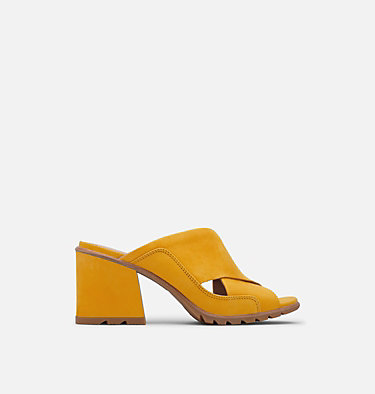 Women's Nadia™ Mule NADIA™ MULE | 705 | 6, Golden Yellow, front