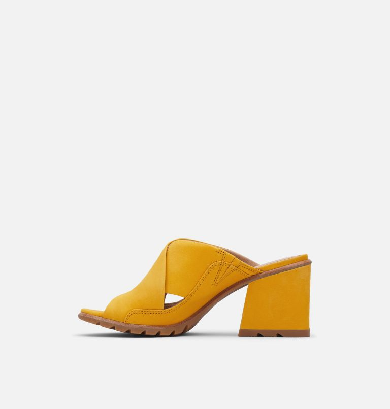 NADIA™ MULE | 705 | 9 Women's Nadia™ Mule, Golden Yellow, medial