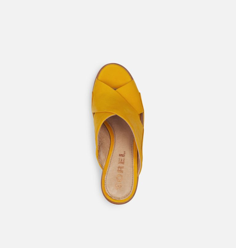 NADIA™ MULE | 705 | 5 Women's Nadia™ Mule, Golden Yellow, top