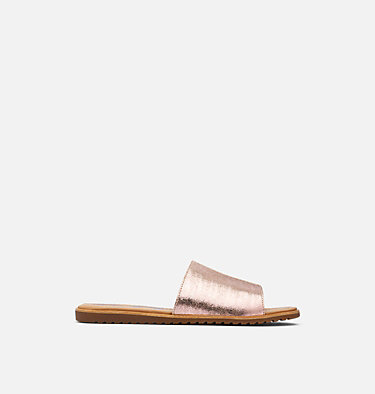Ella™ Block Slide Da Donna ELLA™ BLOCK SLIDE | 010 | 10, Natural Tan, front