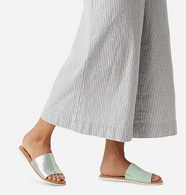 Sandale Ella™ Block Femme ELLA™ BLOCK SLIDE | 010 | 10, Vivid Mint, video