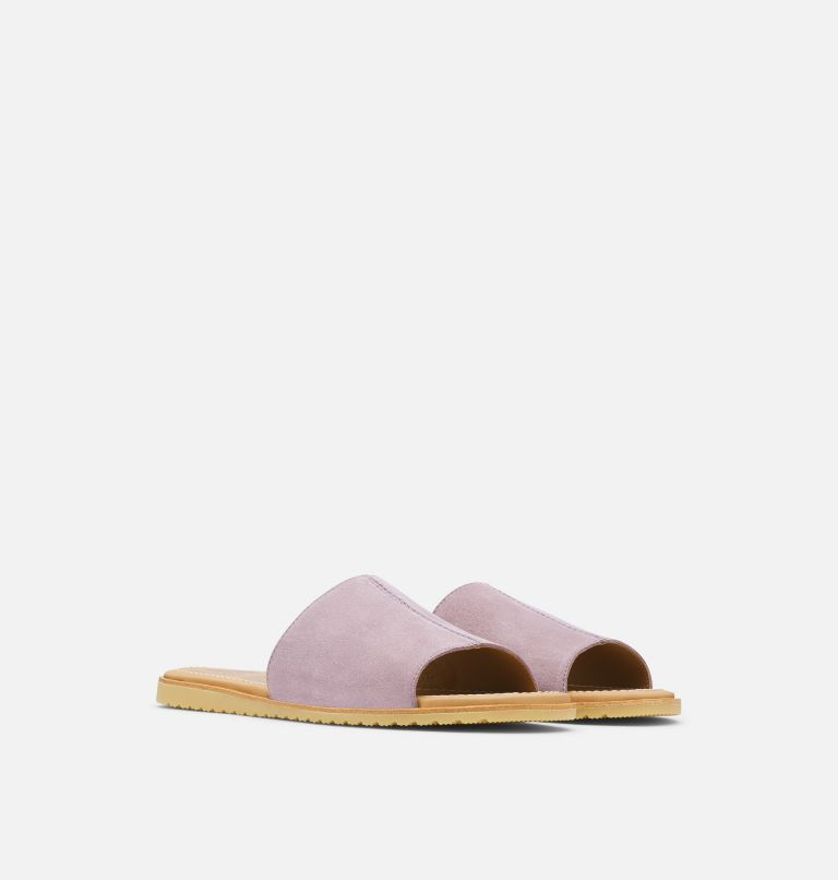Women's Ella™ Block Slide Women's Ella™ Block Slide, 3/4 front