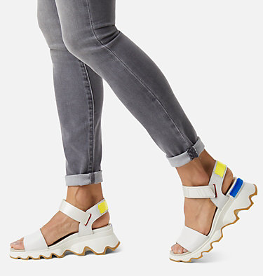 Women's Kinetic™ Sandal KINETIC™ SANDAL | 125 | 10, Sea Salt, video