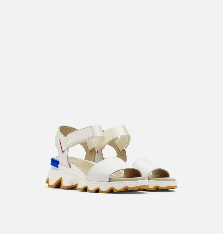 KINETIC™ SANDAL | 125 | 6 Kinetic™ sandal da donna, Sea Salt, 3/4 front
