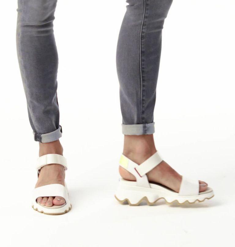 KINETIC™ SANDAL | 125 | 6 Kinetic™ sandal da donna, Sea Salt, video
