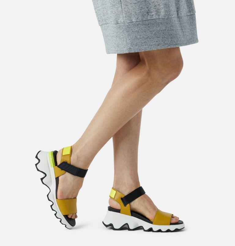 KINETIC™ SANDAL | 236 | 6 Womens Kinetic™ Sandal, Dioxide Gold, a9