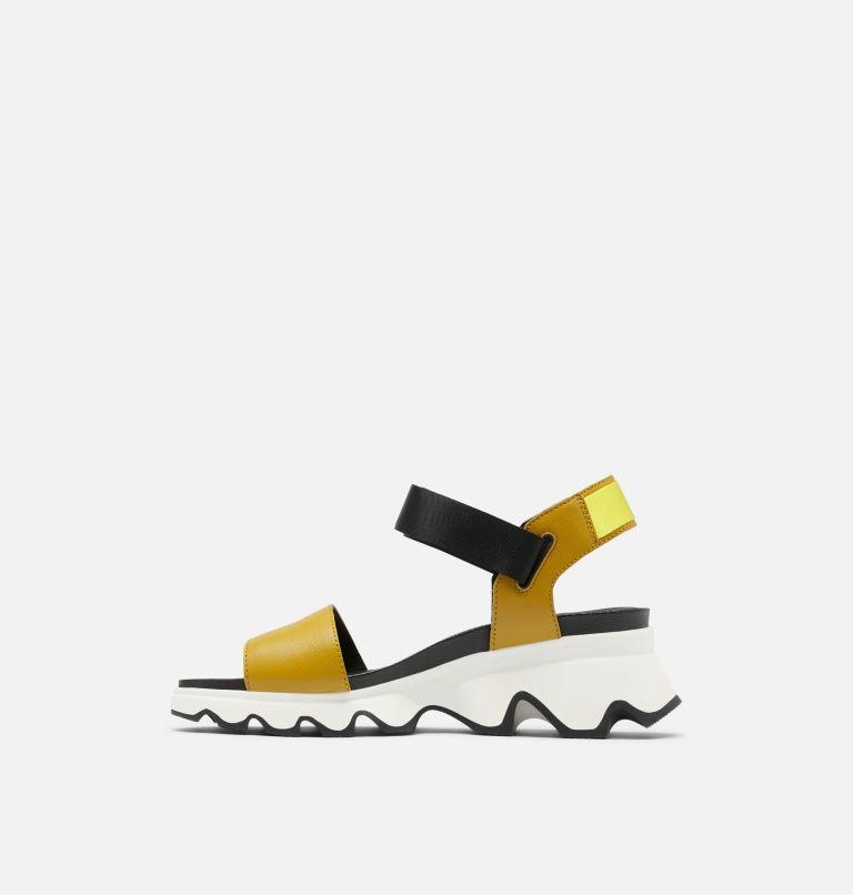 KINETIC™ SANDAL | 236 | 6 Womens Kinetic™ Sandal, Dioxide Gold, medial
