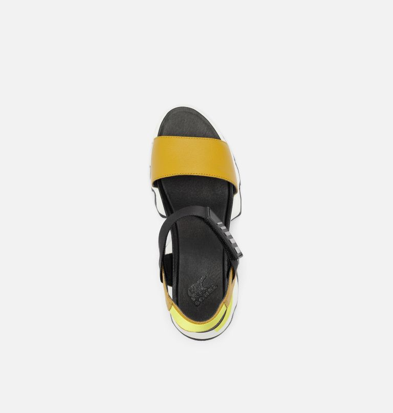 KINETIC™ SANDAL | 236 | 6 Womens Kinetic™ Sandal, Dioxide Gold, top