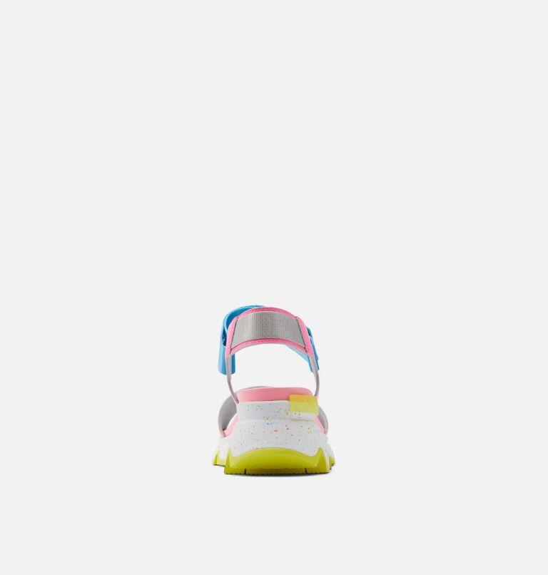 KINETIC™ SANDAL | 603 | 8 Womens Kinetic™ Sandal, Bubble Gum, Riptide, back