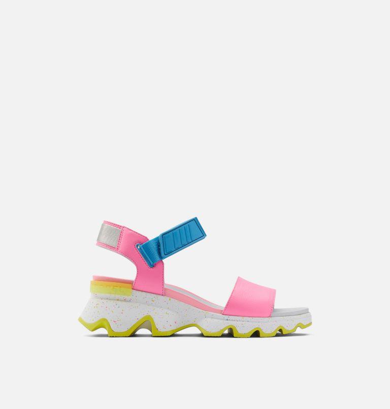 KINETIC™ SANDAL | 603 | 8 Womens Kinetic™ Sandal, Bubble Gum, Riptide, front