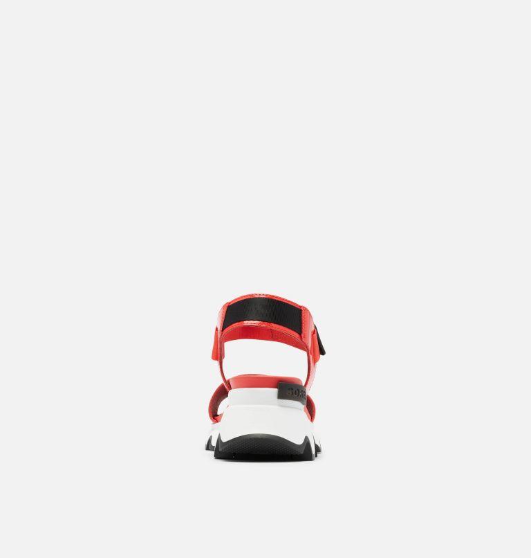 KINETIC™ SANDAL | 854 | 7.5 Womens Kinetic™ Sandal, Signal Red, back