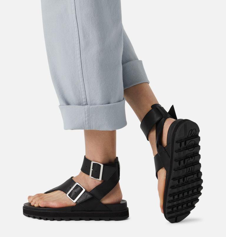 ROAMING™ T-STRAP | 010 | 8 Womens Roaming™ T-Strap Sandal, Black, a9